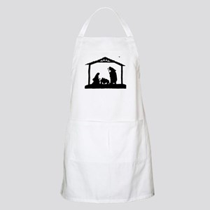 Nativity Apron