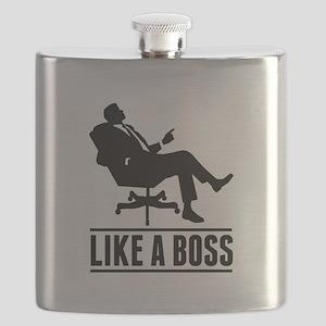 Like a Boss Flask