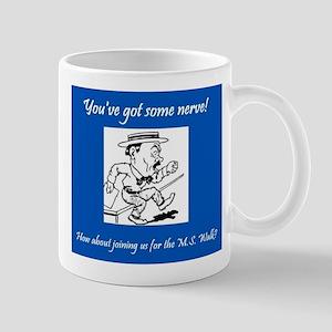 Some Nerve Mugs