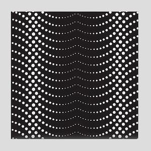 Decorative Pattern Tile Coaster