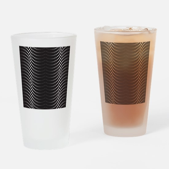 Decorative Pattern Drinking Glass