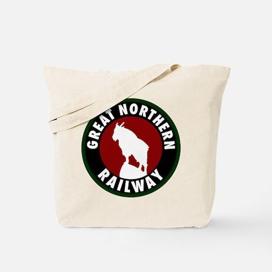 Great Northern Railway Tote Bag