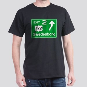 NJTP Logo-free Exit 2 Swedesbor T-Shirt