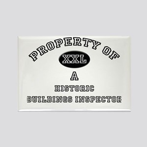 Property of a Historic Buildings Inspector Rectang