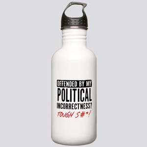 Politically Incorrect Stainless Water Bottle 1.0L