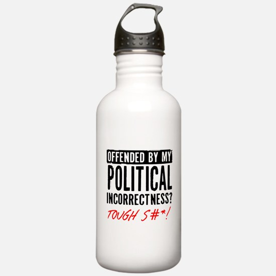 Politically Incorrect Water Bottle