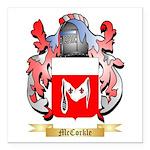 McCorkle Square Car Magnet 3
