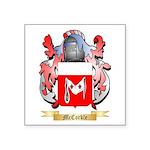 McCorkle Square Sticker 3