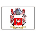 McCorkle Banner