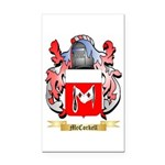 McCorkell Rectangle Car Magnet
