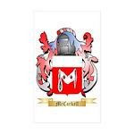 McCorkell Sticker (Rectangle 50 pk)