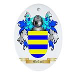McCool Oval Ornament