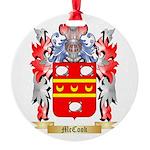 McCook Round Ornament