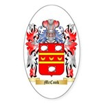 McCook Sticker (Oval 10 pk)