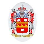 McCook Oval Ornament