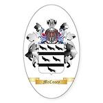 McCooey Sticker (Oval)