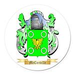 McConville Round Car Magnet