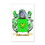 McConville 35x21 Wall Decal