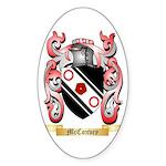 McConvey Sticker (Oval)