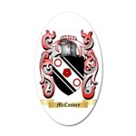 McConvey 35x21 Oval Wall Decal