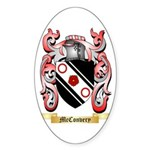 McConvery Sticker (Oval 50 pk)
