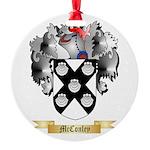 McConley Round Ornament