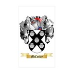 McConley Sticker (Rectangle 50 pk)
