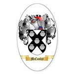 McConley Sticker (Oval 10 pk)
