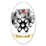 McConley Sticker (Oval 50 pk)