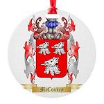 McConkey Round Ornament