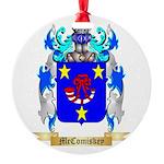 McComiskey Round Ornament