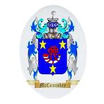 McComiskey Oval Ornament