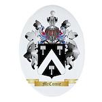 McComie Oval Ornament