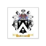 McCome Square Sticker 3