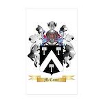 McCome Sticker (Rectangle 50 pk)