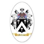 McCome Sticker (Oval)