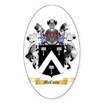 McCome Sticker (Oval 10 pk)