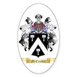 McCombie Sticker (Oval)