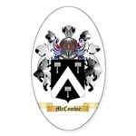 McCombie Sticker (Oval 10 pk)