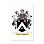 McCombie 35x21 Wall Decal