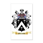 McCombe 35x21 Wall Decal