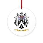 McCombe Round Ornament