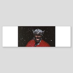 Moonlight Werewolves Monty Bumper Sticker