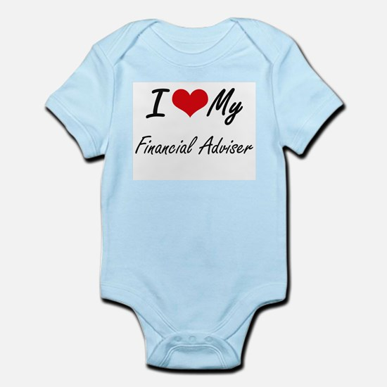 I love my Financial Adviser Body Suit