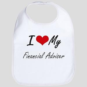 I love my Financial Adviser Bib
