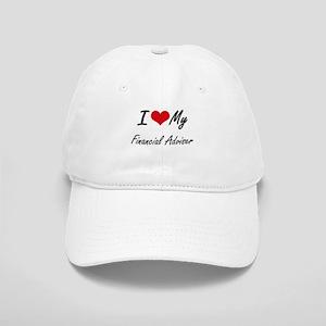 I love my Financial Adviser Cap