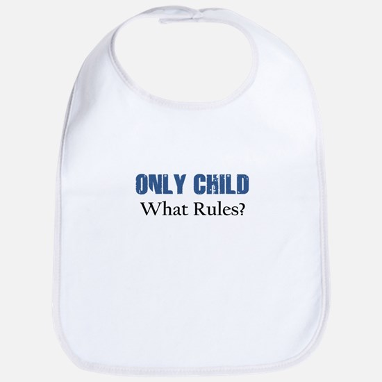 ONLY CHILD Bib