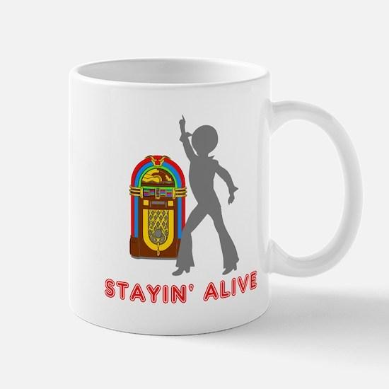 Stayin' Alive Mugs