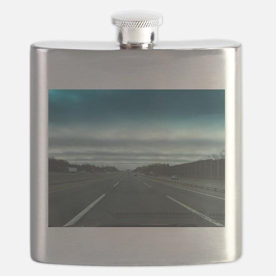 NEW JERSEY TURNPIKE Flask