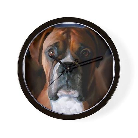 3 AdoringBoxer_User Wall Clock
